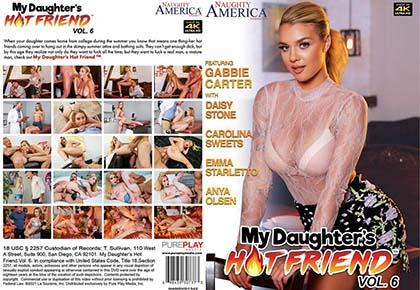 My Daughter's Hot Friend Vol. 6