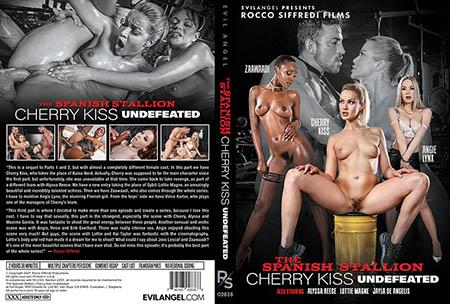 The Spanish Stallion: Cherry Kiss Undefeated